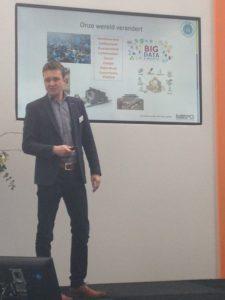 Sander van der Tol over De gebruiker centraal op Building Holland