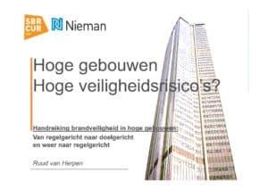 Hoge gebouwen hoge veiligheidsrisicos