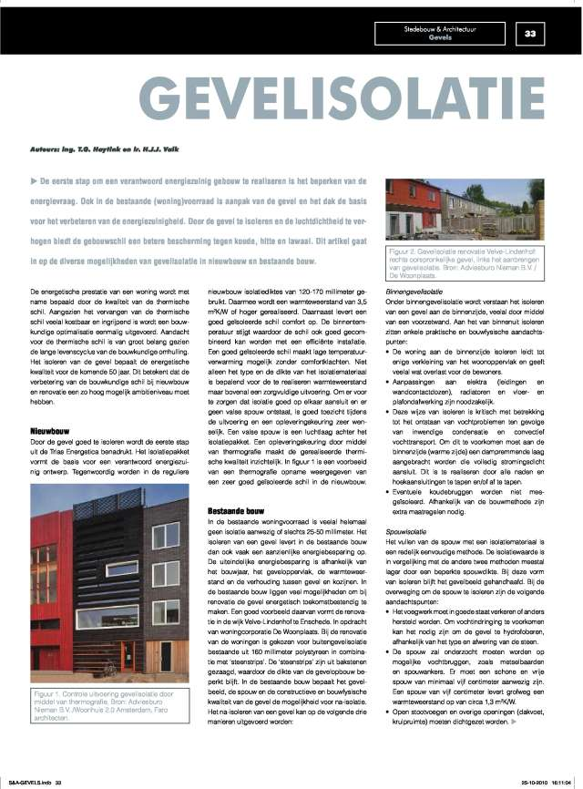 StedenbouwArchitectuur_nr7_2010-10_Gevelisolatie