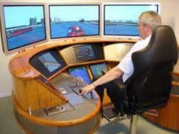 Stuurman-op-schip