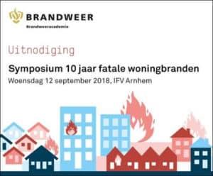 Symposium 10 jaar fatale woningbranden