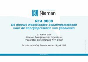 Technische briefing BENG NTA8800 Tweede Kamer door Harm Valk