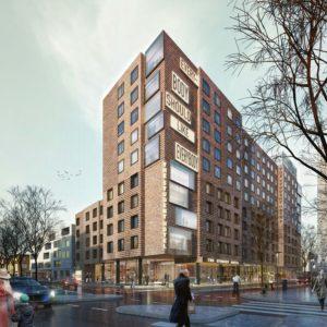 Student Hotel Groningen © AAS architecten