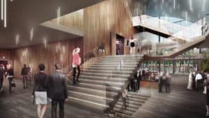 Theater van Ontmoeting in Emmen 01_© Van den Berg groep en Henning Larsen Architects
