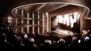 Theater van Ontmoeting in Emmen 04_© Van den Berg groep en Henning Larsen Architects