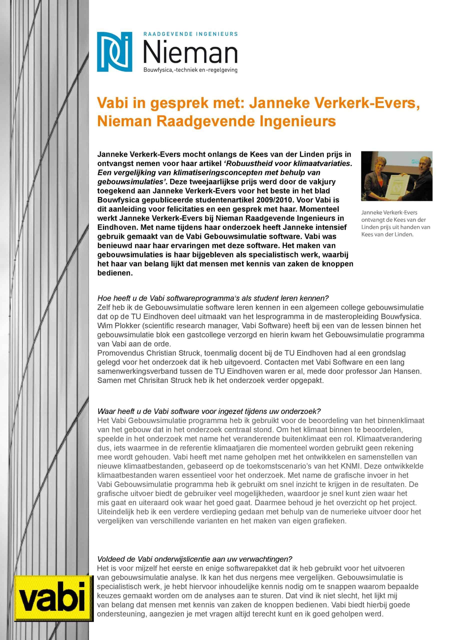VabiElements_2011-10_Interview met Janneke Verkerk-Evers