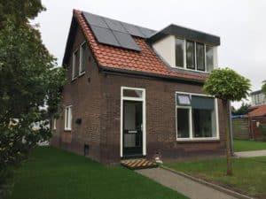 Verduurzaming Apeldoornse woning uit 1900