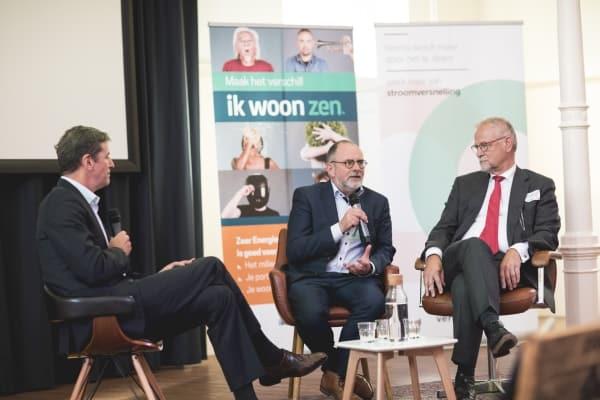 Harm Valk op ZEN platformbijeenkomst NOM-nieuwbouw 12-10-2017