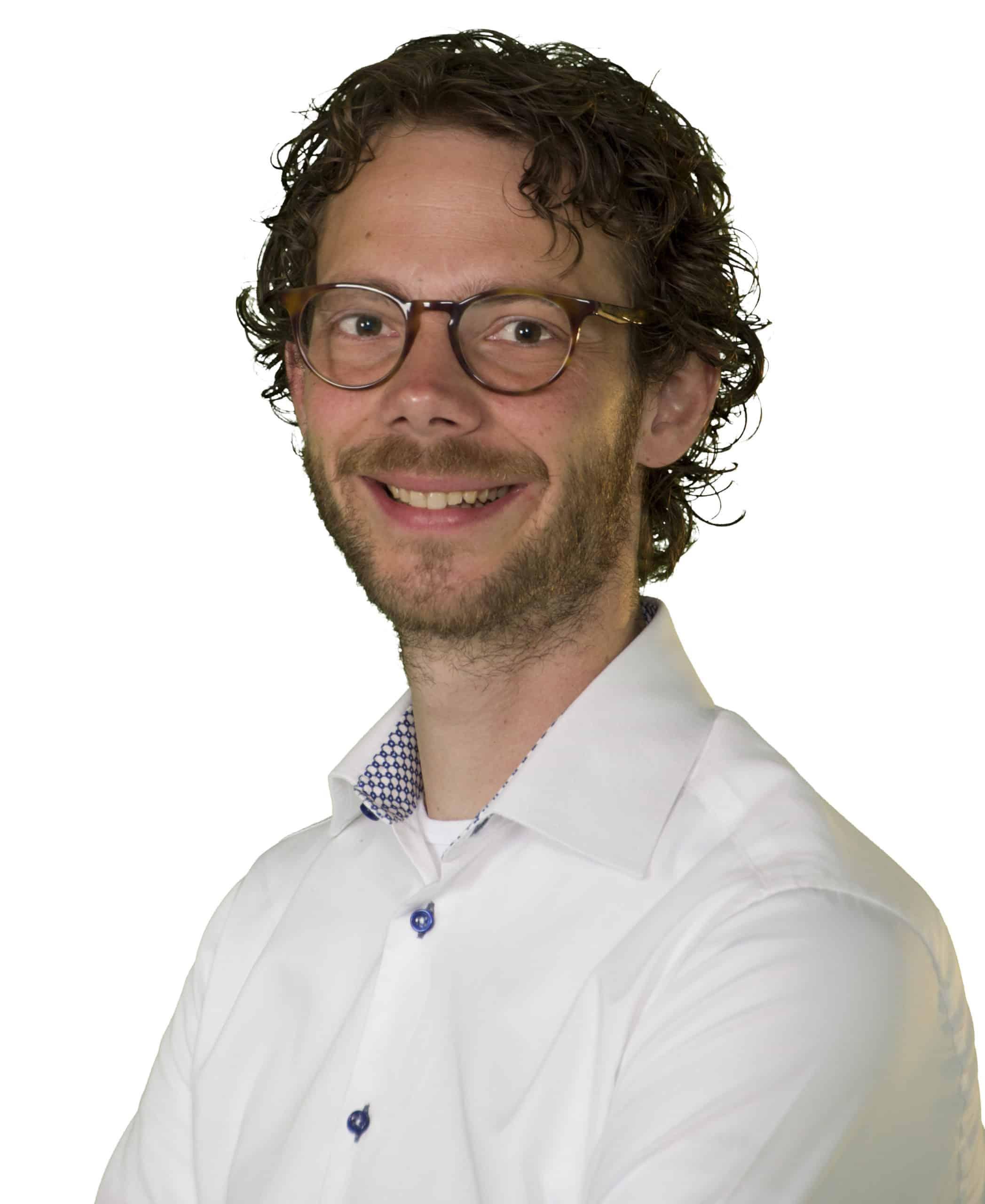 André Kruithof op Building Holland