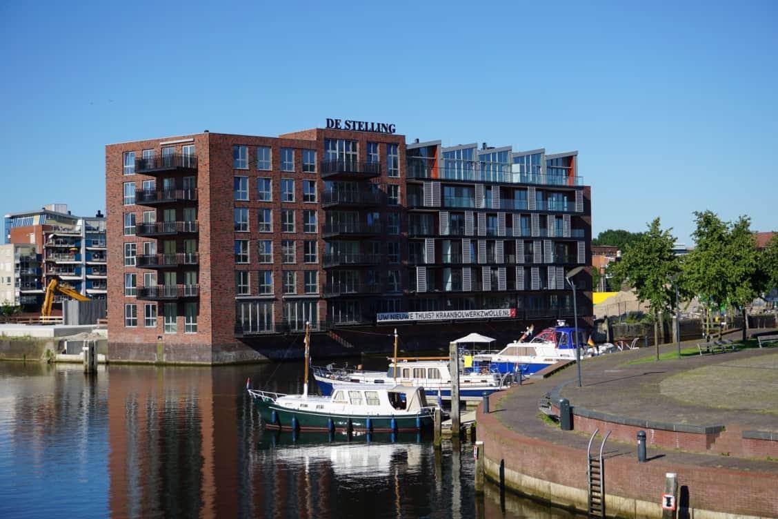 De Stelling Zwolle door architect: KENK Architecten