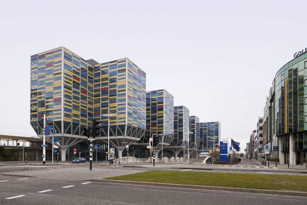 Carrefour in Leiden
