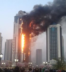 fire high rise building1