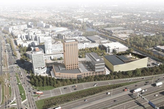 Situatie Holland Casino Utrecht