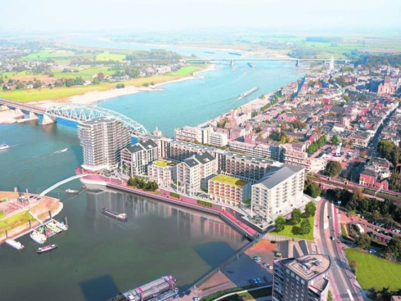 Waalkade Nijmegen