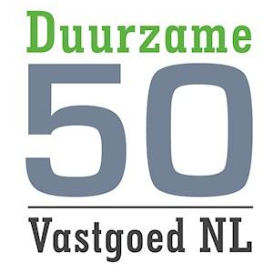 logo duurzame 50