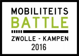 Mobiliteitsbattle Zwolle - Kampen.