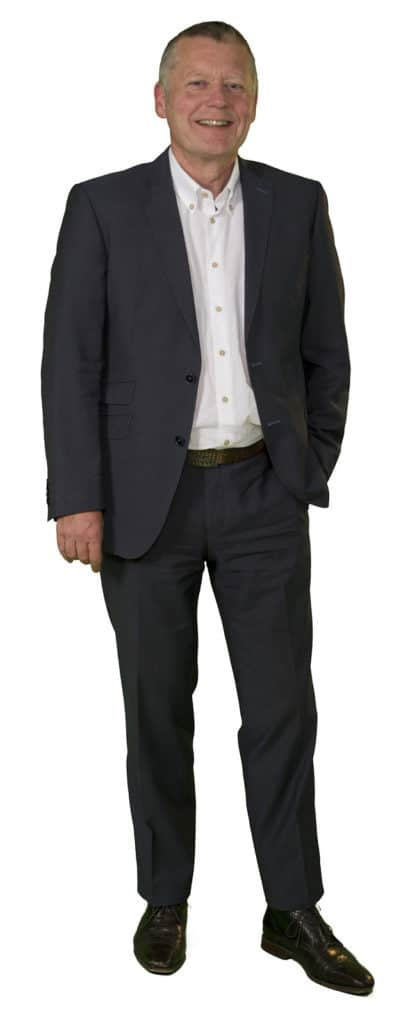 Brandveiligheid expert Ruud van Herpen
