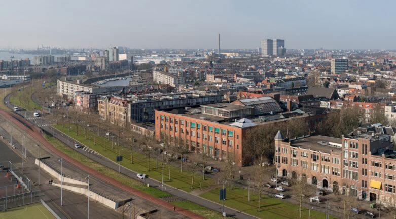 Transformatie Oceaanhuis Rotterdam foto IBB Kondor