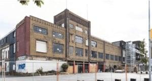Ringersfabriek Alkmaar tijdens transformatie -bron Boei.nl