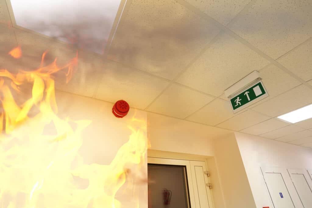 Waardering-sprinklers-voor-vluchtveiligheid