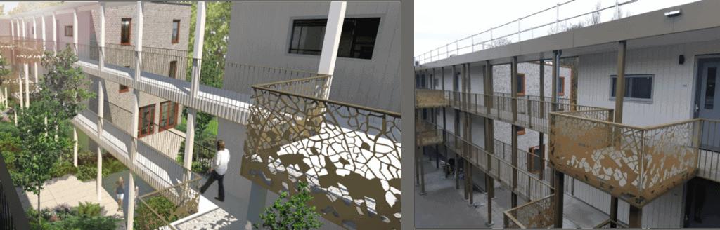 Aardbevingsbestendige, BENG en NOM appartementen Atlantis Groningen