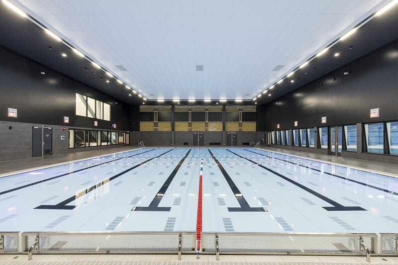 Zwemcentrum Rotterdam-wedstrijdbad