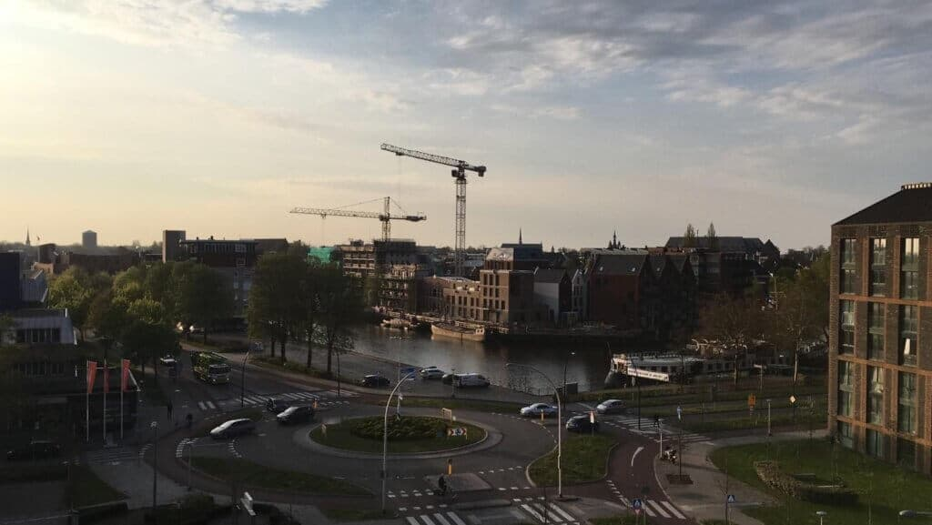 Kraanbolwerk Zwolle
