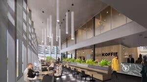 Next Delft interieur restaurant