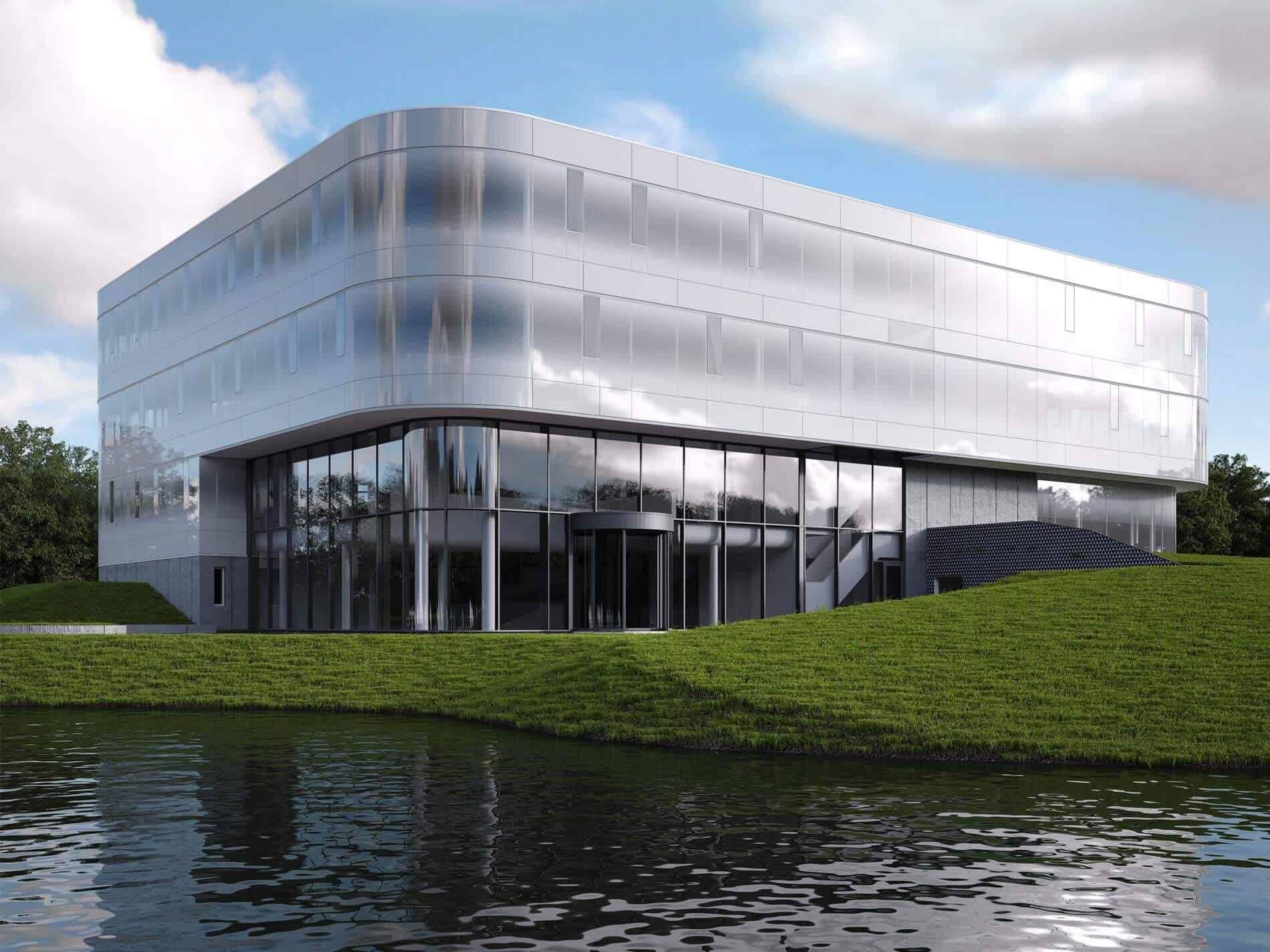 Kantoor Vreugdenhil Dairy Foods door Maas architecten