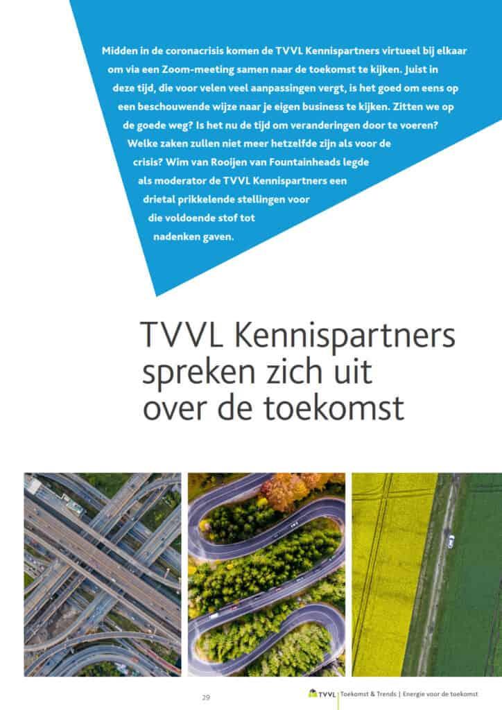 TVVL Kennispartners over de toekomst