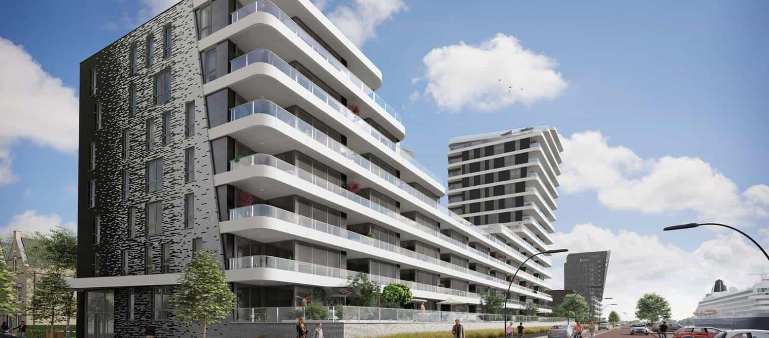appartementencomplex Neerlandia Maassluis
