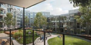 HOF36 Leiden binnentuin Afbeelding Zinc Amsterdam
