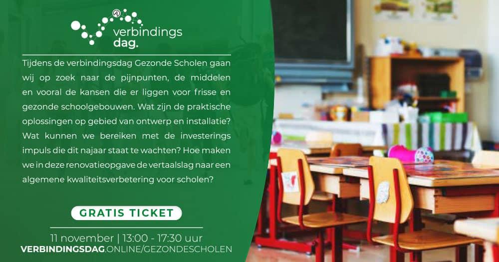 Themadag gezonde scholen