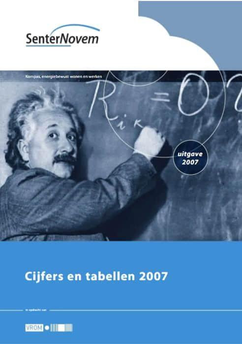 Cijfers en tabellen 2007