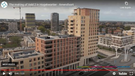 Veld 2 Hogekwartier Amersfoort videoscreenshot