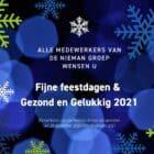 Kerstgroet Nieman Groep 2020
