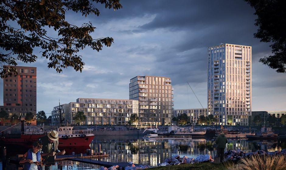 Een nieuw stuk skyline van Nijmegen
