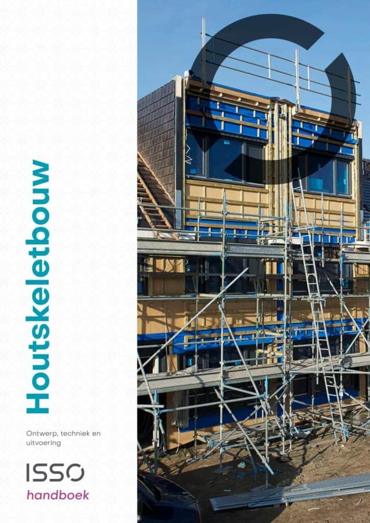 Cover handboek Houtskeletbouw - ISSO 2020