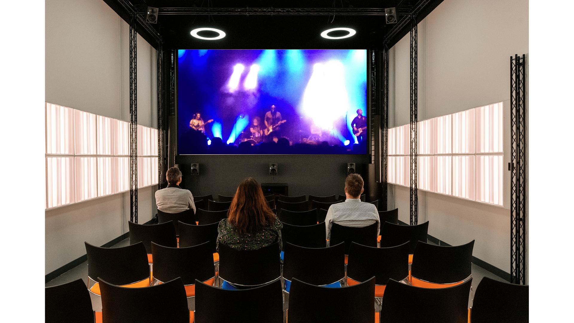 Experience Lab- concert met luisteraars