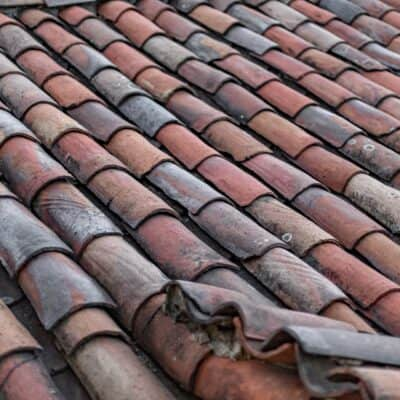 Ontbrekende dakpan