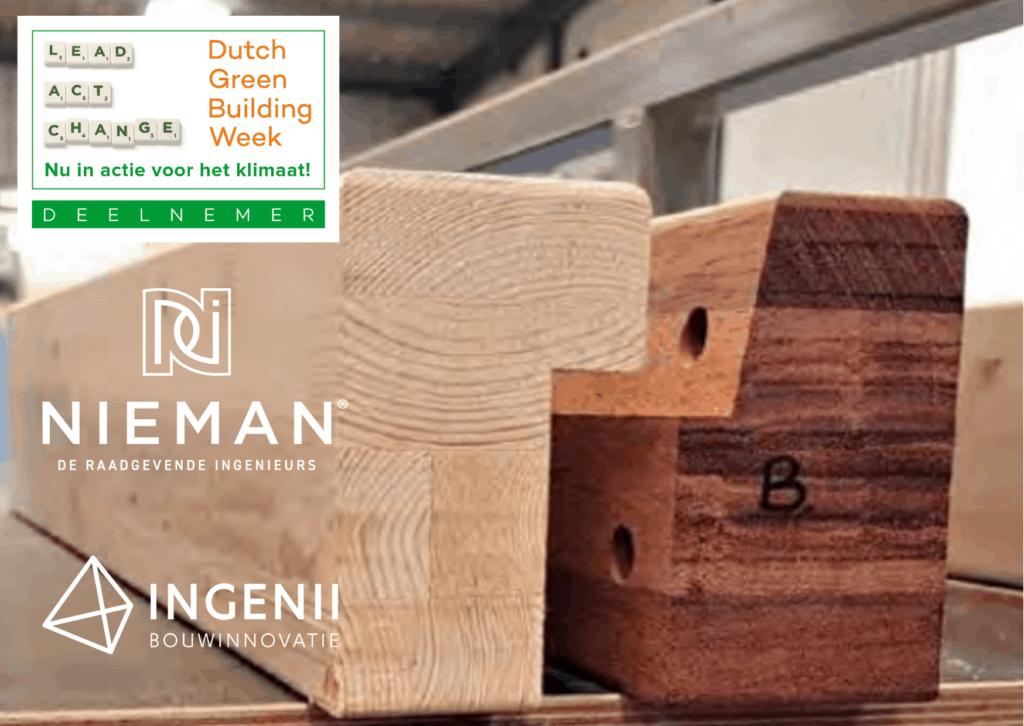 masterclass Houtbouw DGBW Nieman RI en Ingenii